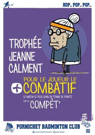 Trophee Jeanne Calment