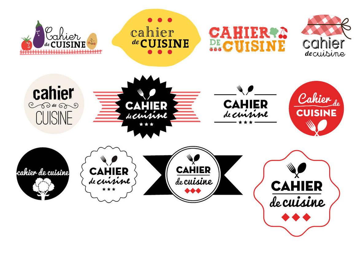 logo Cahier de cuisine