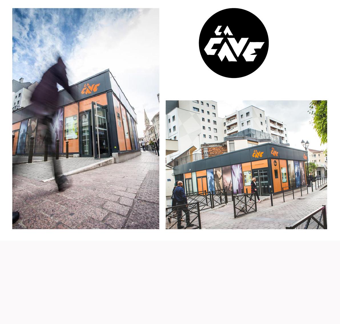 logo LA CAVE 2016-2017