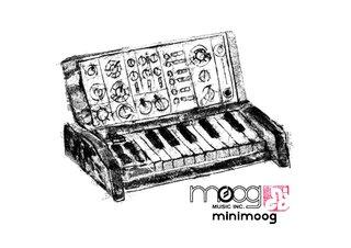 Mini MOOG_T-SHIRT ONLINE STORE: www.tsdj.fr