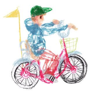 """""""Street biker boy"""" #1"""
