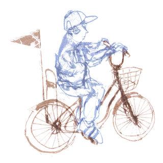 """""""Street biker boy"""" #2"""
