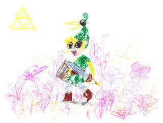 Link [Zelda The Minish Cap]_tribute