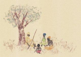 recherches pour conte africain