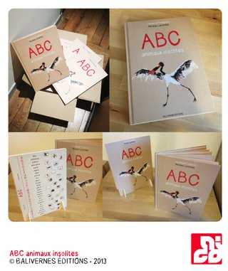 ABC animaux insolites - Balivernes 2013