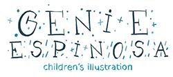 Genie espinosa illustration : Ultra-book