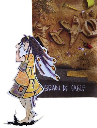 Collection enfant reine des sables