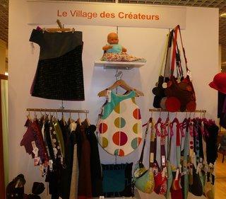 Stand aux galeries Lafayette à Lyon Part-Dieu