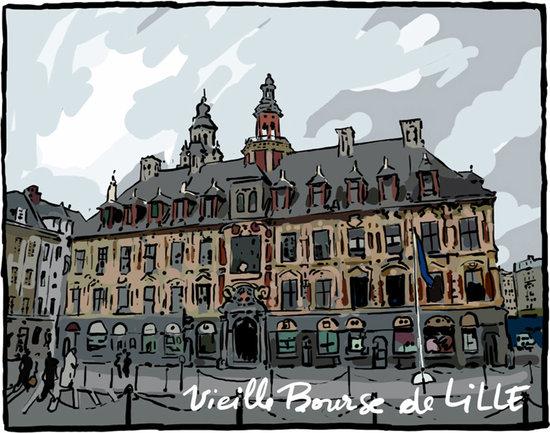 Bourse de Lille
