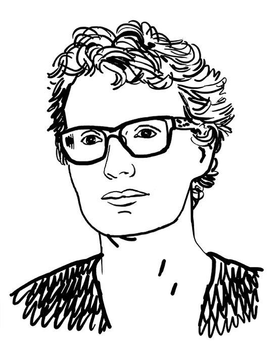 Portrait de Sophie Bourzeix
