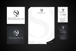 Identité visuelle de la société SeeQualis