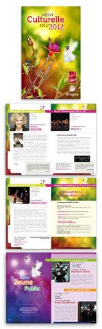 Saison culturelle 2011/12 de l'ECT de Bruges
