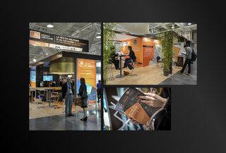 Photos du salon de l'Export pour le Conseil Régional d'Aquitaine