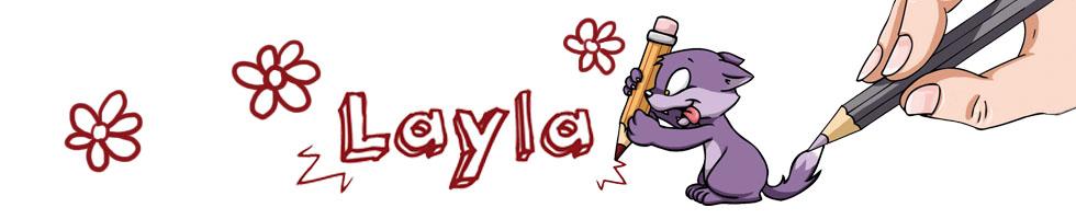 Layla Benabid - illustratrice jeunesseLayla Benabid : Biographie