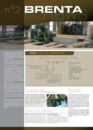 Première page Brenta