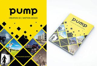 Couverture pour l'entreprise Pump