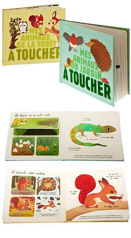 Docs à toucher (Éditions Milan)