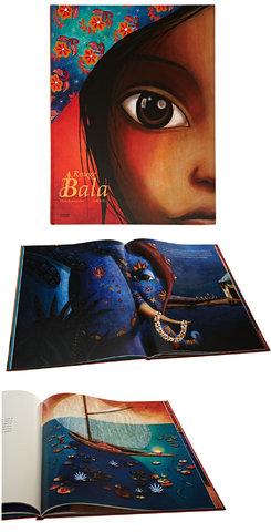 Rouge Bala (Éditions Milan)