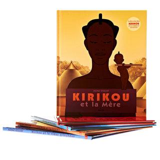 Albums Kirikou et les hommes et les femmes