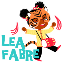 Léa Fabre - Illustration