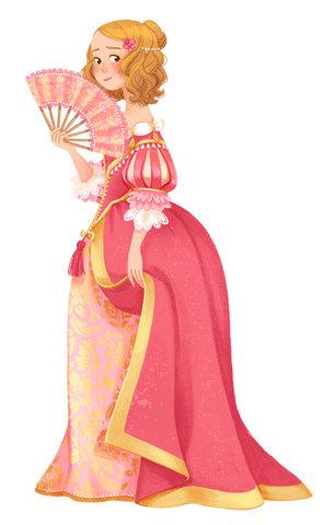 Princesse Baroque