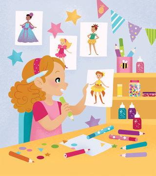 La petite styliste