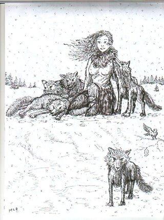 femme et loups.jpg
