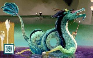 Le Dragón Chinoise (fragment)