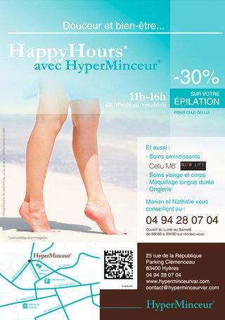 Flyer HyperMinceur