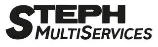 Logo pour Steph Multiservices