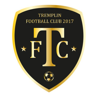 Logo pour le Tremplin Football Club