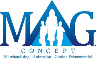 Logo pour M.A.G Concept