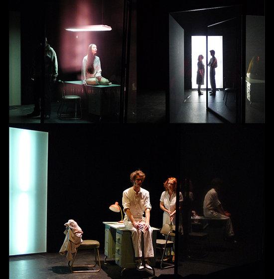 HERMANN, de Gilles Granouillet, mise en scène Frédérique Giess, Théâtre de la Ramée