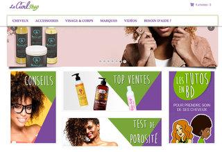 Habillage de site