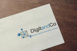 Création logo DigitandCo