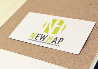 Création logo NEWHAP