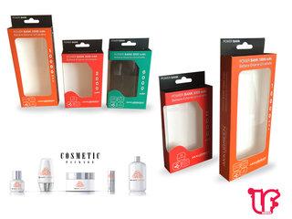 Création packaging informatique et cosmétique