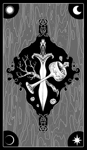 tarot deck design