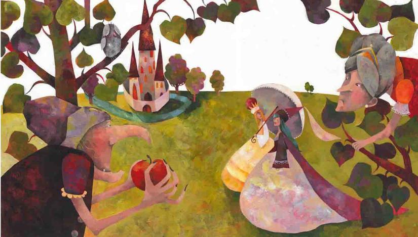 Moi, je sais tout sur les princesses (Gauthier-Languereau)<br/><span>Gauthier-Languereau (automne 2009)</span>