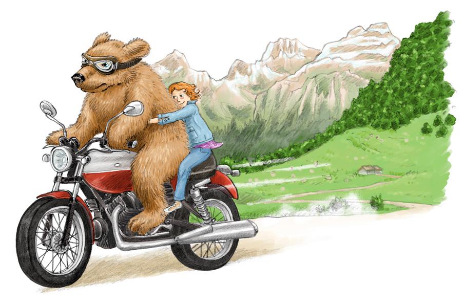 La fugue de l'ours