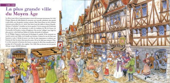 Paris au Moyen-Âge
