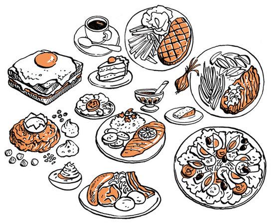 Paris cuisine