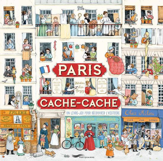 PARIS-CACHE-CACHE