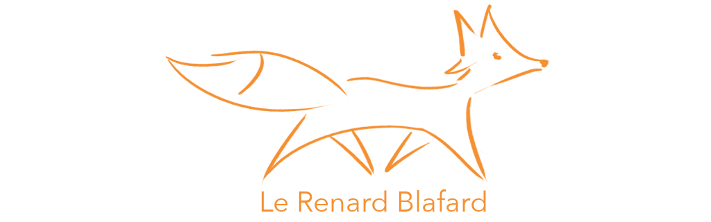 Le Renard Blafard Portfolio :Communication Visuelle