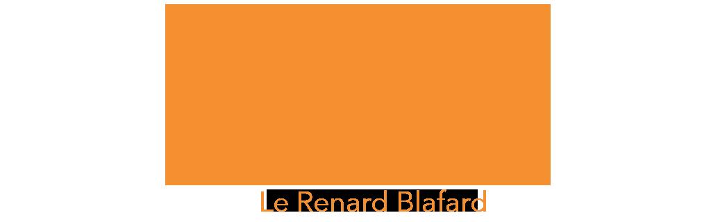 Le Renard Blafard Portfolio :Logotype
