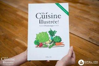 """Ma Cuisine illustrée-Printemps""-photo01"