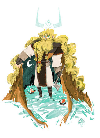 Dieu_Viking