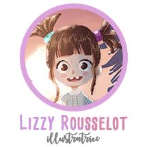 Lizzy Rousselot   Illustratrice Jeunesse : Ultra-book