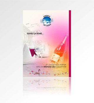 Edition • Plaquette ESPACE EN SEINE