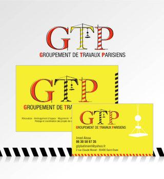 Logo • carte de visite